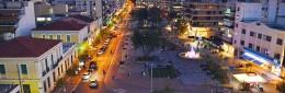Η νυχτερινή ζωή στην Καλαμάτα
