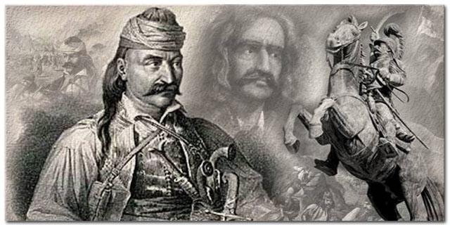 Αποτέλεσμα εικόνας για αγωνιστές του 1821