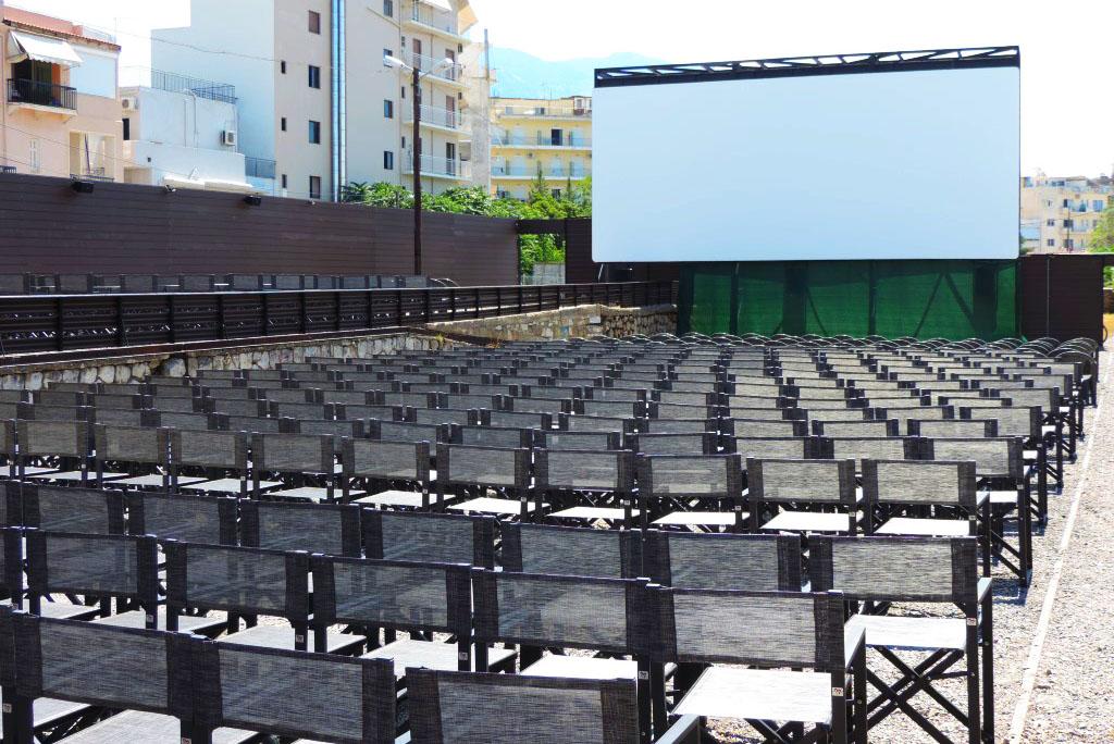 e4775ba9ce Ανοίγει τις πύλες του ο νέος θερινός κινηματογράφος στην Καλαμάτα ...