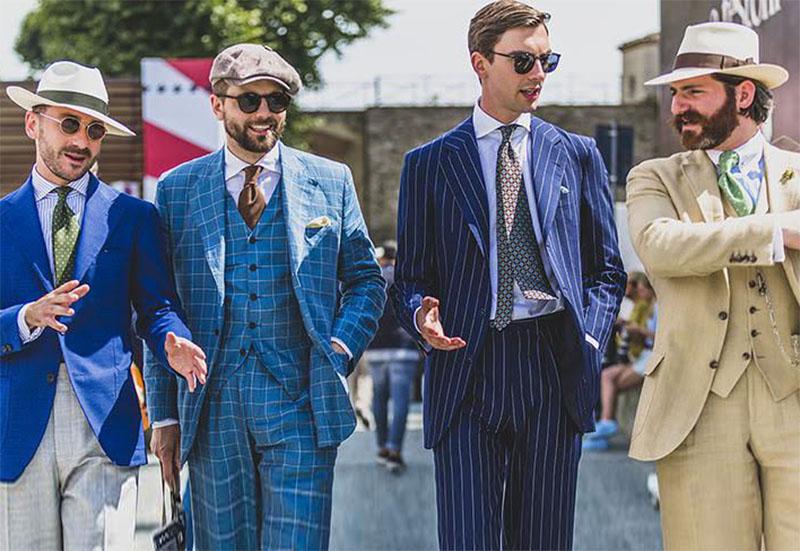 3e1567851664 Style My Day  Αντρικό Κοστούμι… Όλοι οι συνδυασμοί για πουκάμισο και  γραβάτα (α  μέρος)