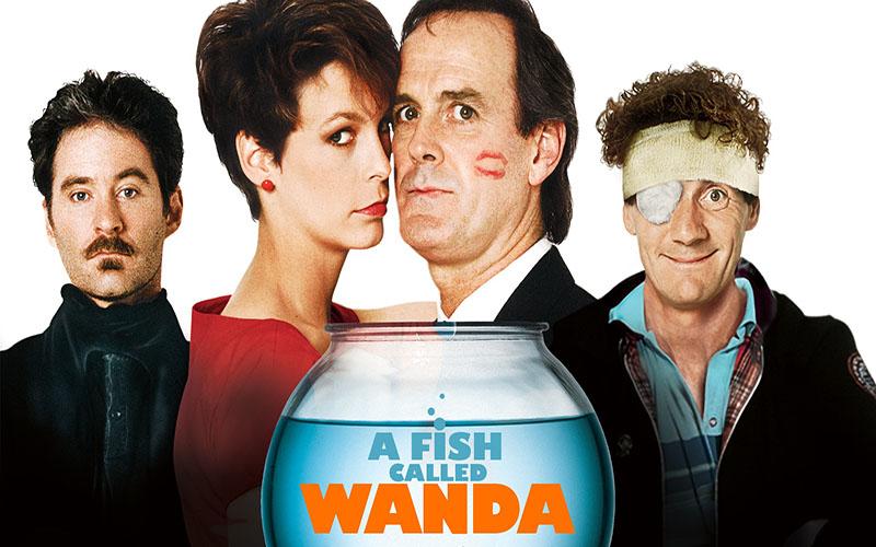Προβολή ταινίας με τίτλο Ένα ψάρι που το έλεγαν Γουάντα από τη Κινηματογραφική Λέσχη
