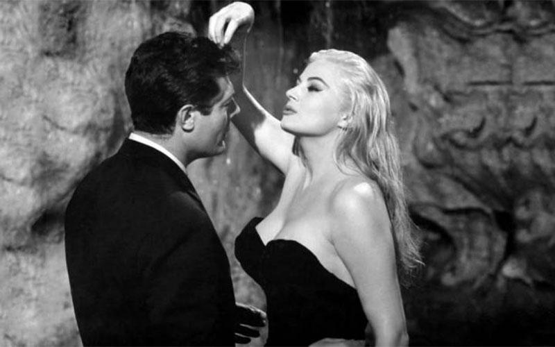 Προβολή της ταινίας La Dolce Vita από τη Κινηματογραφική Λέσχη