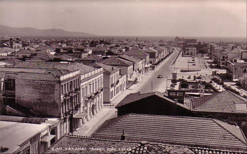 Πάμε βόλτα για να μάθουμε την ιστορία της κεντρικής πλατείας της Καλαμάτας