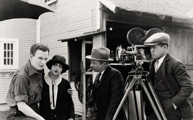 Τζέιμς Γιονγκ Χάου - Γυρίσματα της ταινίας The Alaskan, 1924