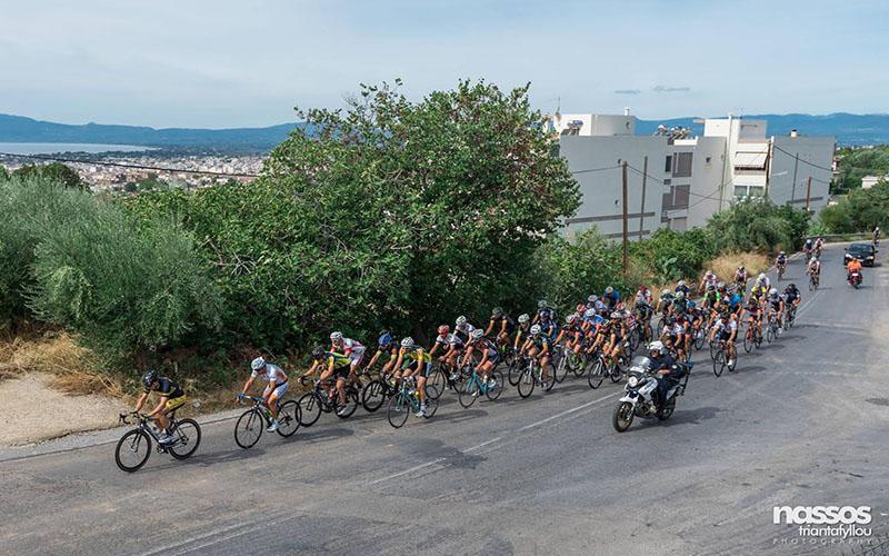 Αγώνες ποδηλασίας με τίτλο 12η Ανάβαση Ταϋγέτου 2019