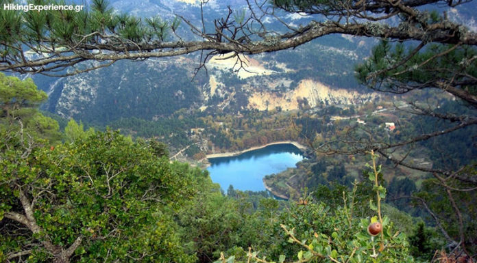 Πεζοπορία στην λίμνη Τσιβλού με τον Ορειβατικό Σύλλογο Καλαμάτας