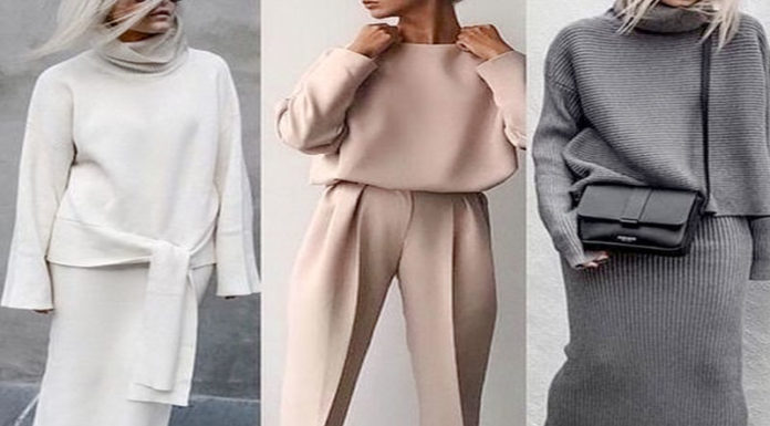 Style My Day - Μονόχρωμα Outfits
